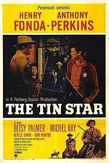 poster The Tin Star (1957)