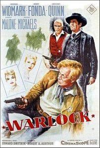 poster Warlock (1959)