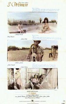 poster 3 Women (1977)