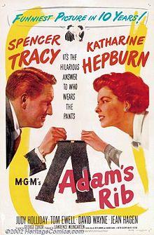 poster Adam's Rib (1949)
