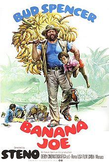 poster Banana Joe (1982)