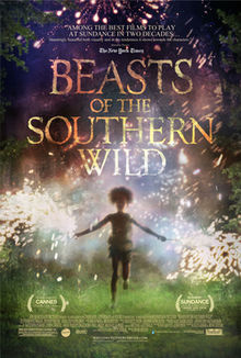 poster Beasts of the Southern Wild (2012)