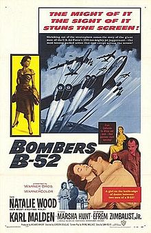 poster Bombers (1957)