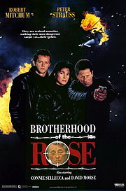 poster Brotherhood of the Rose (1989)