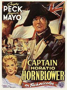 poster Captain Horatio Hornblower R.N. (1951)