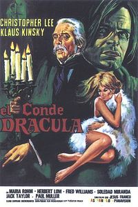 poster Count Dracula (1970)
