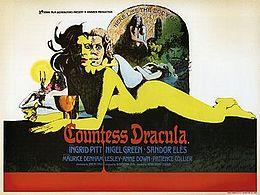 poster Countess Dracula (1971)
