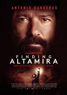 poster Finding Altamira (2016)