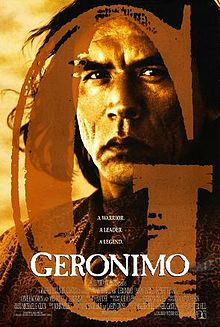 poster Geronimo An American Legend (1993)