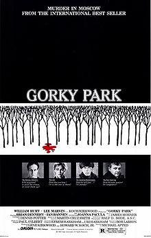 poster Gorky Park (1983)