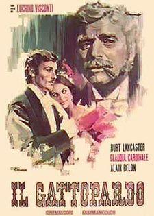 poster Il Gattopardo (1963)