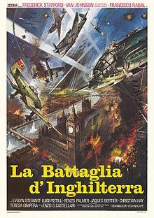poster La battaglia d'Inghilterra (1969)