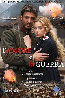 poster L'amore e la guerra (2007)