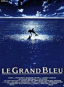 poster Le Grand Bleu - The Big Blue (1988)