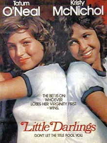 poster Little darlings (1980)