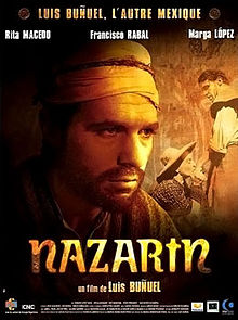 poster Nazarin (1959)
