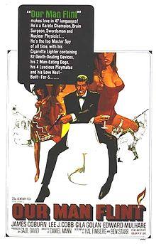 poster Our Man Flint (1966)