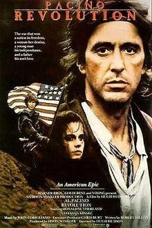 poster Revolution (1985)