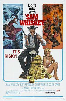 poster Sam Whiskey (1969)