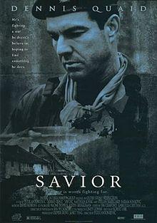 poster Savior (1998)