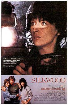 poster Silkwood (1983)