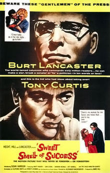 poster Sweet Smell of Success (1957)