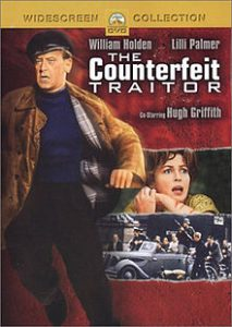 poster The Counterfeit Traitor (1962)