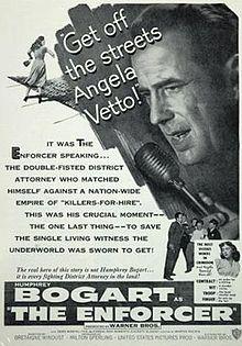 poster The Enforcer (1951)