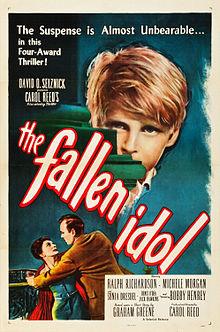 poster The Fallen Idol (1948)