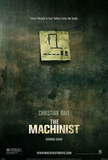 poster The Machinist (2004)