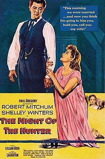 poster The Night of the Hunter (1955)