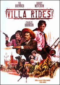 poster Villa Rides (1968)