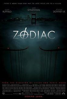 poster Zodiac (2007)