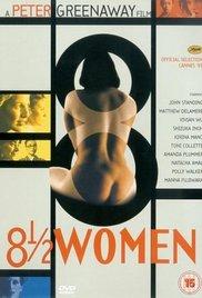 poster 8½ Women (1999)