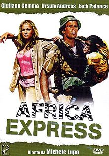 poster Africa Express (1975)