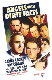 poster Angels with Dirty Faces (1938)