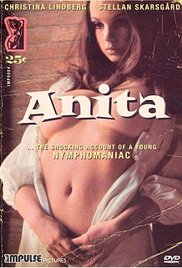 poster Anita Ur En Tonarsflickas Dagbok (1973)