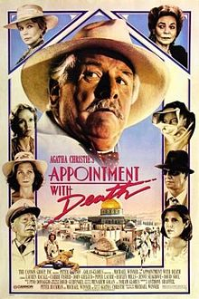 poster Appointment with Death (1988)