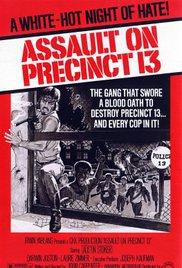 poster Assault on Precinct 13 (1976)