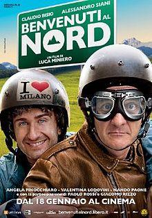 poster Benvenuti al Nord (2012)