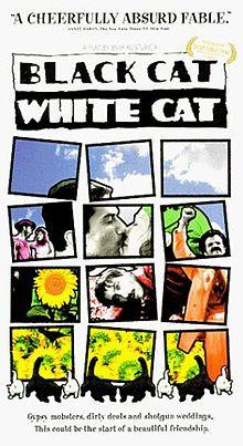 poster Black Cat, White Cat (1998)