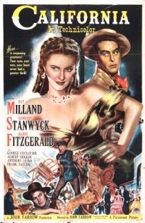 poster California (1947)