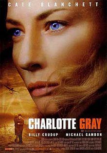 poster Charlotte Gray (2001)