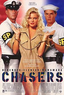 poster Chasers (1994)