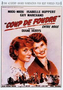 poster Coup de foudre aka Entre Nous (1983)