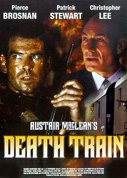 poster Death Train - Detonator (1993)