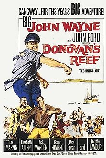 poster Donovan's Reef (1963)