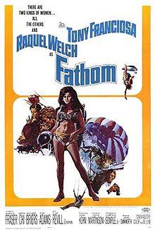 poster Fathom (1967)