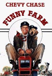 poster Funny Farm (1988)