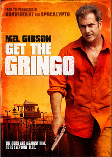 poster Get the Gringo (2012)